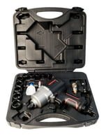 "JAT-121K R12 Kit-1/2"" Impact & Sockets"