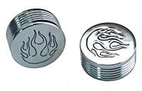 Chrome Flame Design