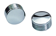 Button Head Chrome Plated Steel Cap Screws On Midwest