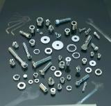 Chrome Fasteners Assortments