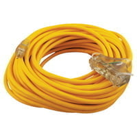 Tri-Source Polar/Solar Multiple Outlet Cord, 100 ft, 3 Outlets