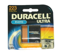 Duracell Batteries, Lithium Cell, 6 V, 223