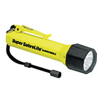 Super SabreLite Flashlights, 3 C, 33 lumens, Yellow