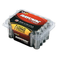 Ultra Pro Alkaline Reclosable Batteries, AA