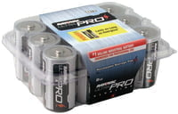 Alkaline Reclosable Batteries, D