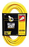 Yellow Jacket Power Cord, 50 ft