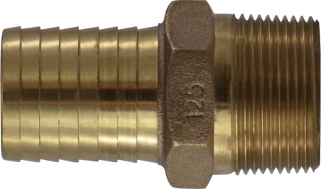 Hex Male Adapter