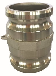 Spool Adapter SS