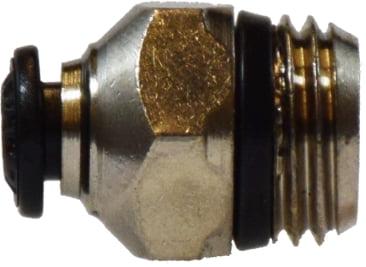 METRIC TUBE STRAIGHT MALE