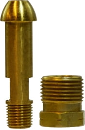 Tailpiece and Nut Assembly