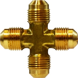 Male Forged Flare Cross