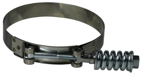 Spring Loaded T Bolt Clamps