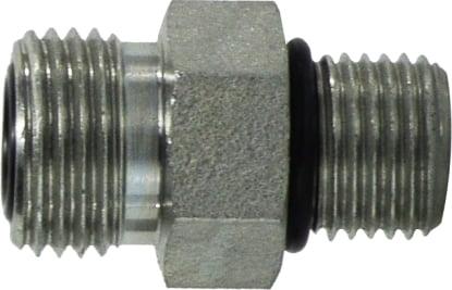Straight Thread Connector
