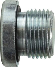 Hollow Hex Plug BSPP