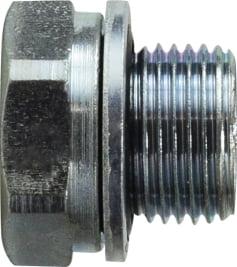 Hex Head Plug BSPP