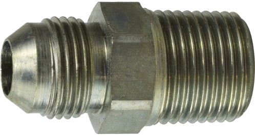JIC Male Connector BSPT