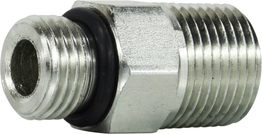 Steel O-Ring Adapter