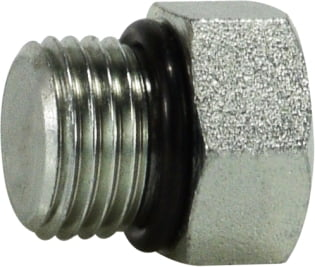 O-Ring Hex Head Plug