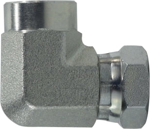 Female Union Elbow Swivel Adapter