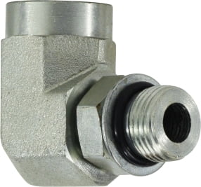 Female O-Ring to Male O-Ring Elbow