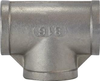 Tee 316 S.S.