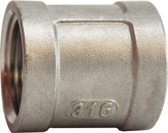 Coupling 316 S.S.