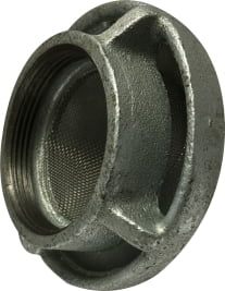 Black And Galvanized 150# Malleable Fittings