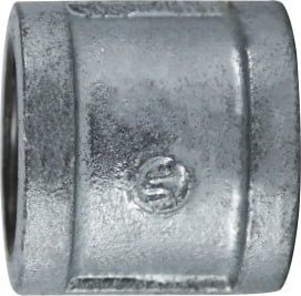 Galvanized Coupling