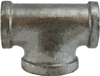 Galvanized Bullhead Tee