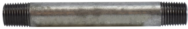 Galvanized Steel Nipple 1/4 Diameter