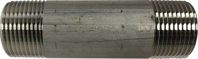 Stainless Steel Nipple 1 Diameter 304 S.S.