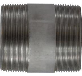 Stainless Steel Nipple 3 Diameter 304 S.S.