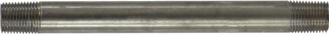 Stainless Steel Nipple 1/8 Diameter 316 S.S.