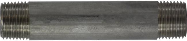 Stainless Steel Nipple 1/2 Diameter 316 S.S.