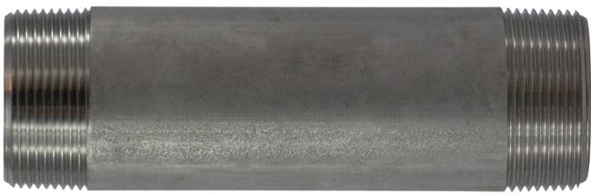 Stainless Steel Nipple 1-1/2 Diameter 316 S.S.