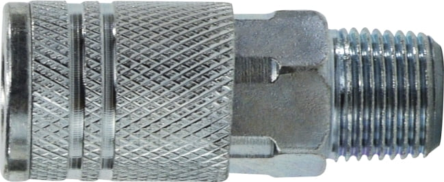 1/2 Male Pipe Coupler