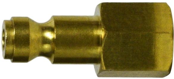 Female Plug 1/4
