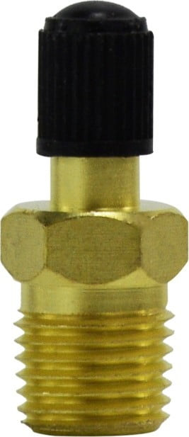 Tank and Vent Valve 1/4 NPT 1 Long Spring Cord