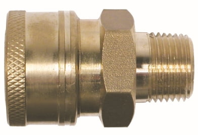 Male Brass Coupler