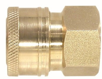 Female Brass Coupler
