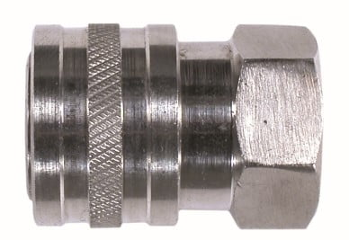 Female Stainless Steel Coupler