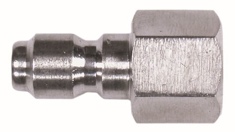 Female Stainless Steel Plug