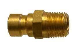 Male Plug 1/4 Mold Coolant Line
