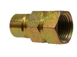 Female Plug 1/4 Mold Coolant Line