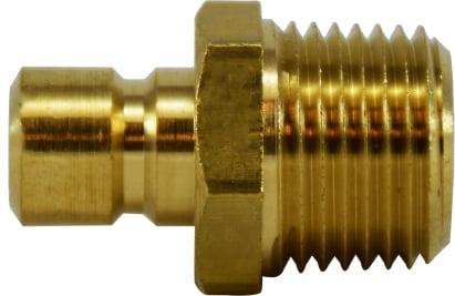 Male Plug 3/8 Mold Coolant Line