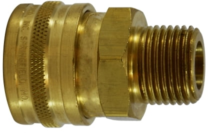 Male Pipe Coupler ST Series