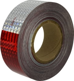 TAPE RED AND WHITE