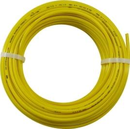 100 Yellow Polyethylene Tubing