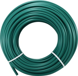 100 Green Polyethylene Tubing