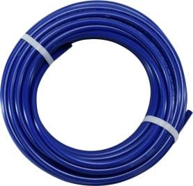 100 Blue Polyethylene Tubing